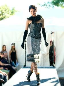 Vespidame Cold Night Fashion Show